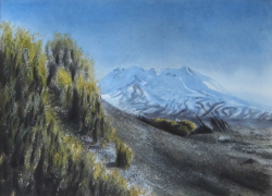 painting of taller_than_ruapehu