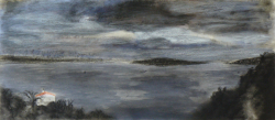 painting of grey_harbour