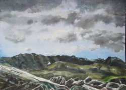 painting of view_from_mt_john